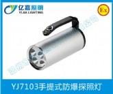 YJ7103手提式防爆探照灯1